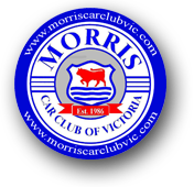 Morris Car Club Vic